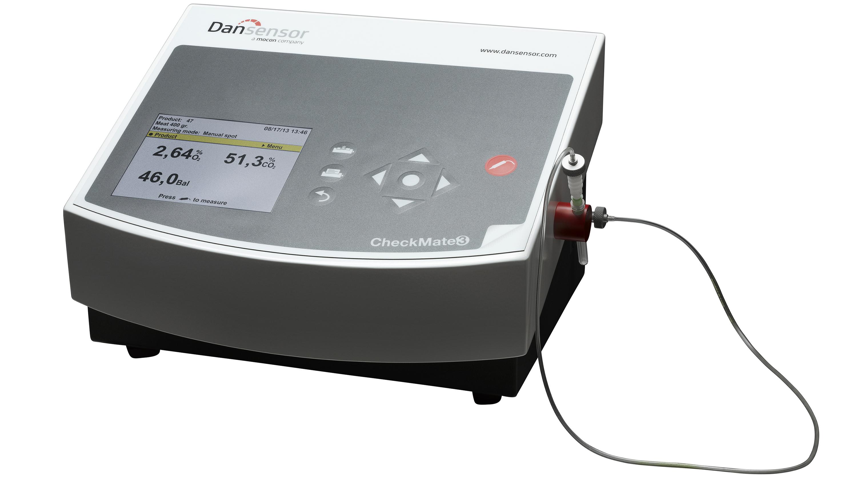 Dansensor CheckMate 3 Offline Headspace Gas Analyser