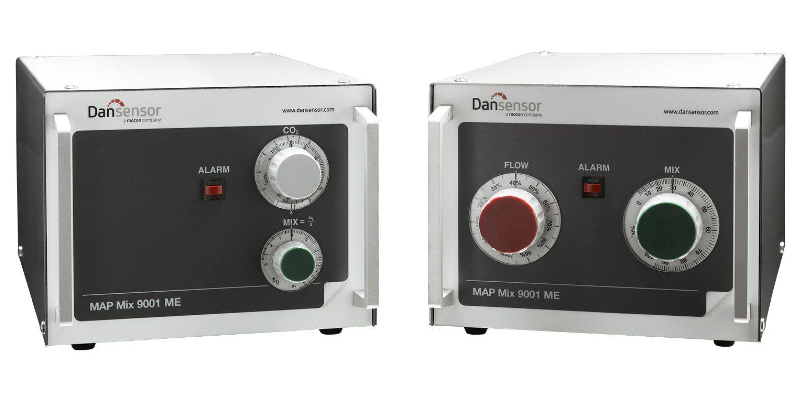 Dansensor MAP Mix 9001 2 or 3 Gas Mixer