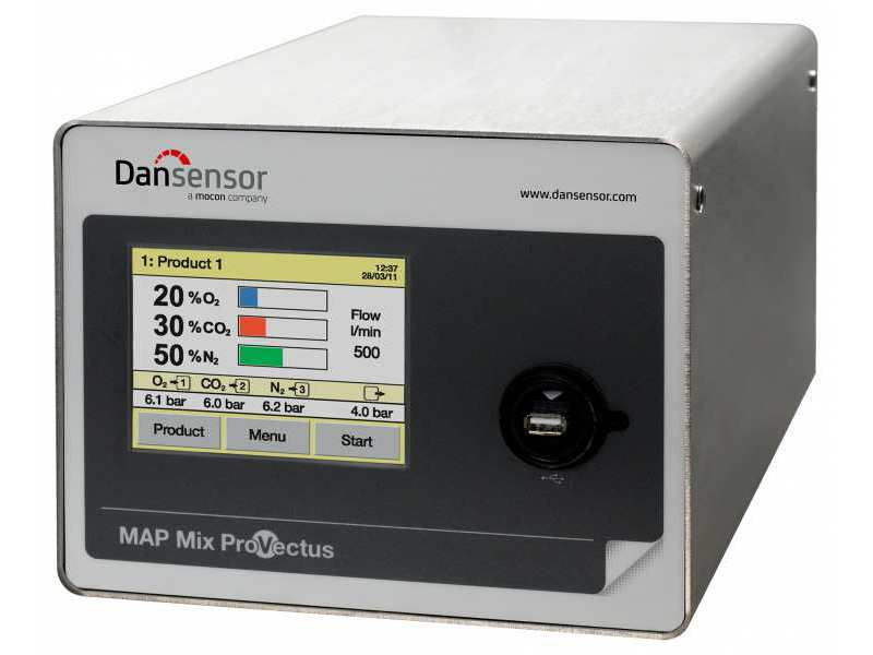 Dansensor MAP Mix Provectus 2 and 3 Gas Mixer