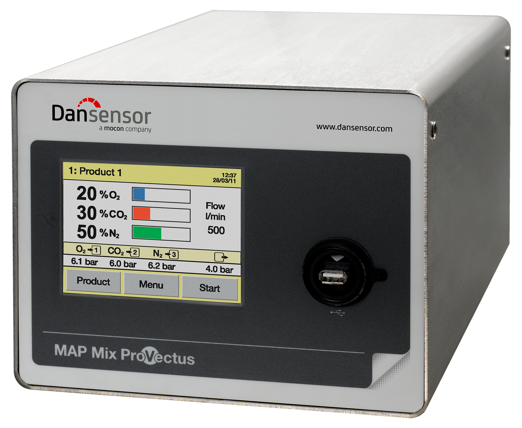 Dansensor MAP Mix Provectus – How To Videos