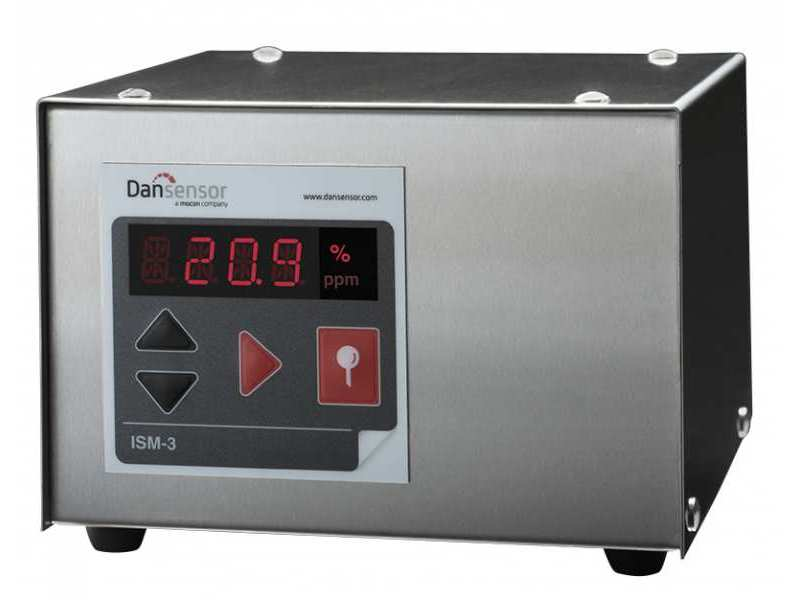 Dansensor ISM-3 Oxygen Gas Analysers