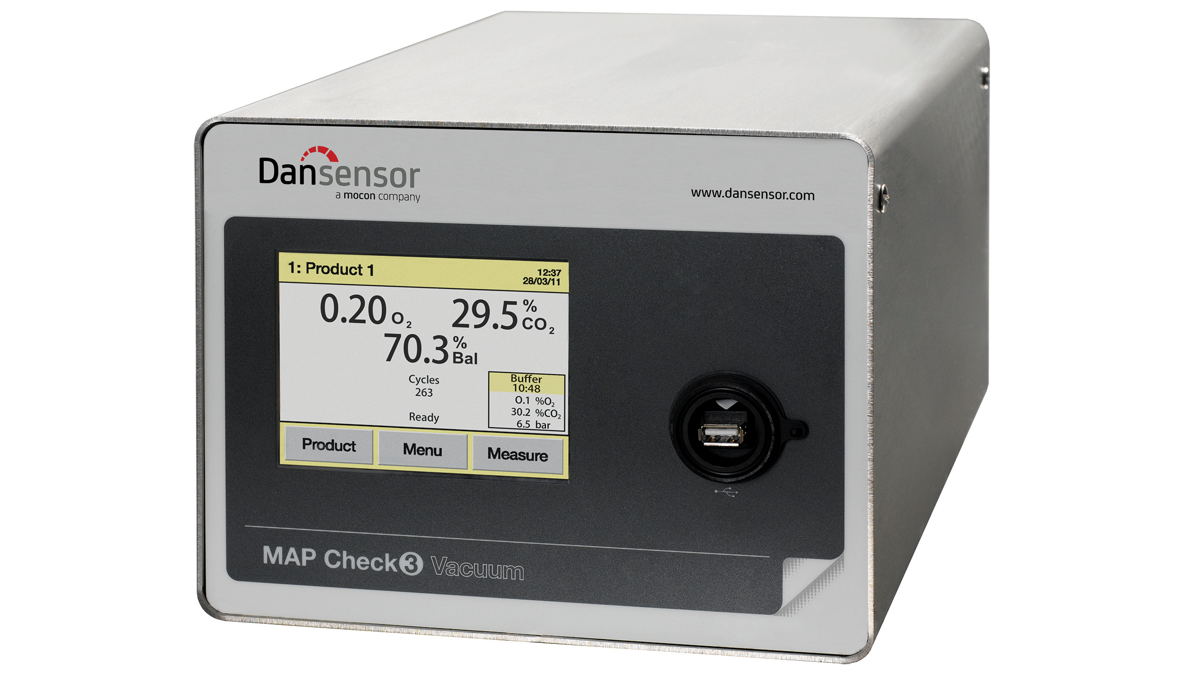 Dansensor MAP Check 3 Vac –  How To Videos