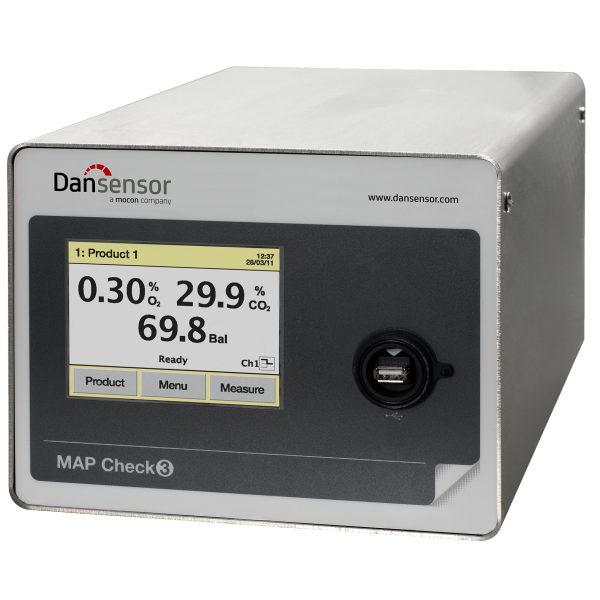 Dansensor MAP Check 3 Pressure Online Headspace Gas Analyser