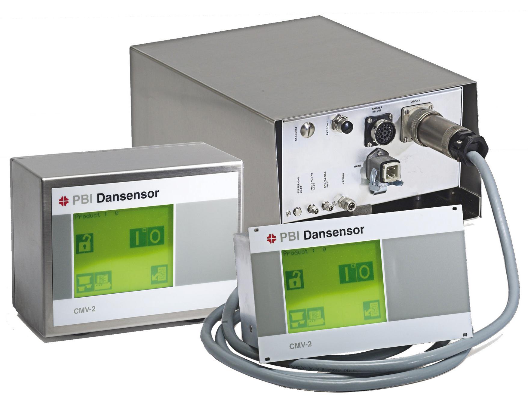 Dansensor CMV-2 Online Gas Analyser