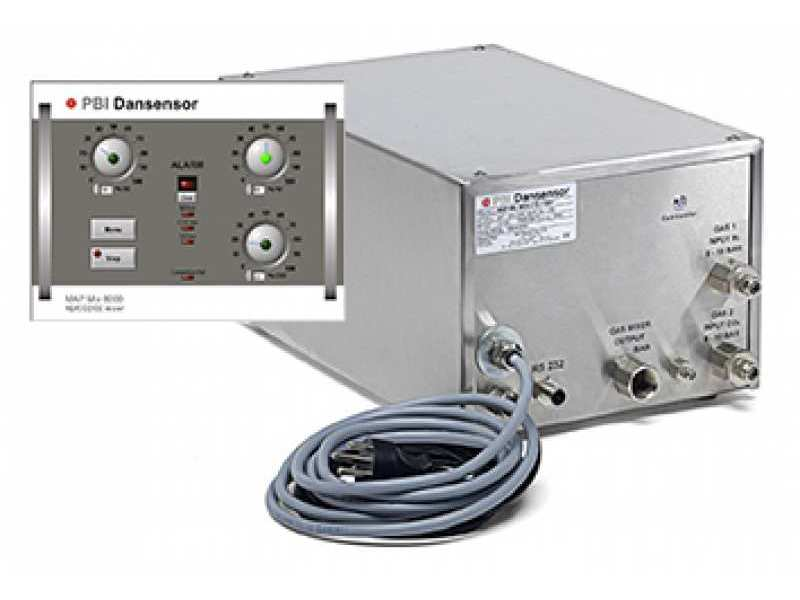 Dansensor MAP Mix 8000 Electronic Gas Mixer